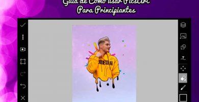 Guía de Cómo usar PicsArt Para Principiantes