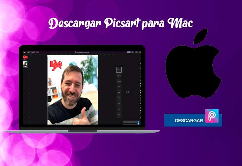 Picsart para mac