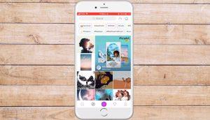 edita tus fotos en tu iphone con Picsart